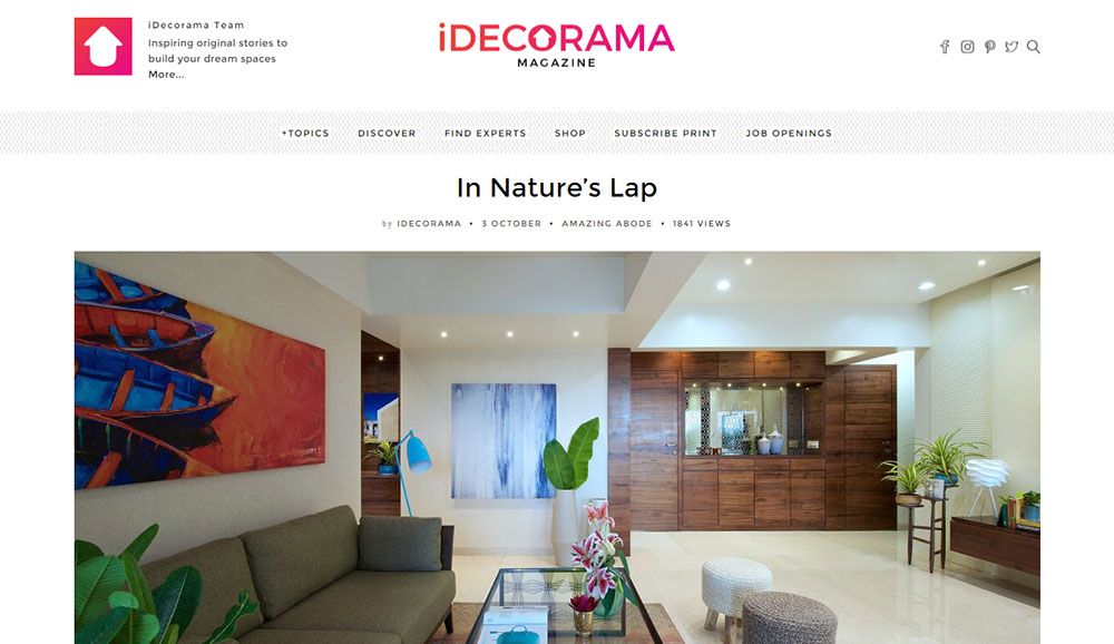 iDecorama 2016 - Life By the Window Seat
