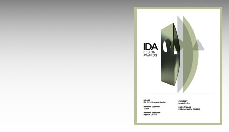 International Design Awards 2015, Honorable mention (GDL)
