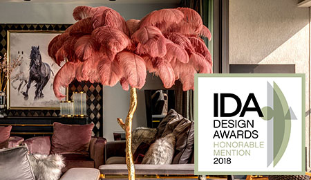 International Design Awards 2018, Honorable mention (The Midas Touch)