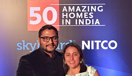 50 Amazing Homes Launch