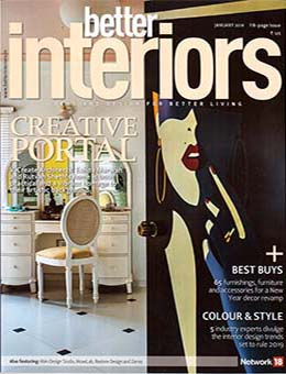 Better Interiors - Jan 2019
