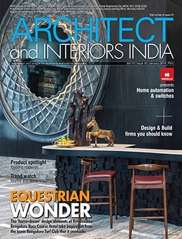 Architect and Interiors India - Jan 2019