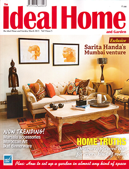 IDEAL HOME AND GARDEN  2015