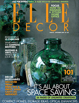 Elle Decor 2007