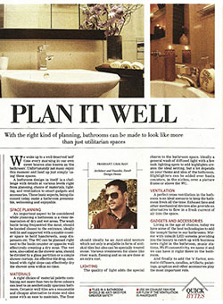 Times Of India- Times of Property AUG 2010