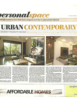 Times Of India- Times of Property MAR 2010